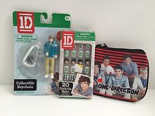 One Direction Liam Gift Set Coin Purse Nails Keychain  NEW