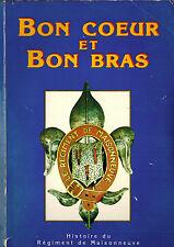 CANADA WWI & WWII ARMY ARMEE FR BOOK HISTOIRE DU REGIMENT DE MAISONNEUVE