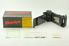 [ UNUSED ] Mamiya Press 6x9 Roll Film Back Holder Model 3 Type III #039
