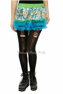 New Adventure Time With Finn & Jake All Over Design Tutu Skirt Juniors One Size