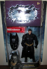 MIP Rare UNMASKED BATMAN The Dark Knight DC Chase Figure Crime Scene Evidence 6""