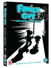 Family Guy . Season Thirteen . 13. Staffel . DVD . NEU . OVP
