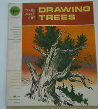 The Art of Drawing Trees B-370 The Grumbacher Library