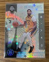 Anthony Davis Panini Illusions 19-20 Starlight SSP!  No 54. Lakers!