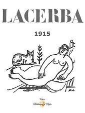 LACERBA - 1915