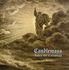 Tales of Creation by Candlemass (CD, Feb-2006, 2 Discs, Candlelight Records)