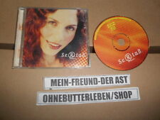 CD Ethno Sertab Erener - Same / Untitled (10 Song) SONY COLUMBIA