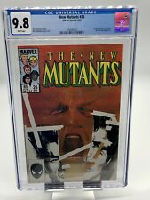 New Mutants #26 CGC 9.8 WHITE PAGES 1st Full Appearance of Legion BRAND NEW CASE