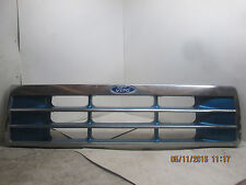 91 92 93 94 Ford Explorer Front Grill Grille FEO Blue