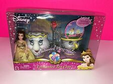 Disney Princess Enchanted Playground Tea Cups Mattel 2006 Playset Unopened