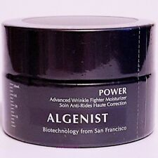 ALGENIST POWER ADVANCED WRINKLE FIGHTER MOISTURIZER 2 OZ  SIZE! SEALED AMAZING!