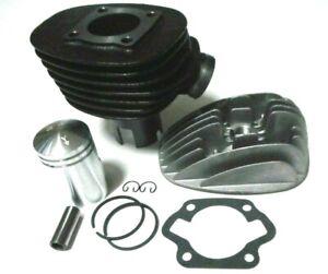 Simson SR1 SR2 SR 2 E Dichtung + Zylinderkopf + Zylinder Kolben 2,3 PS für Motor