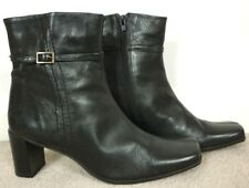 BARRATTS BLACK ANKLE BOOTS SIZE 7