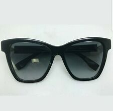 Authentic Ladies FENDI FF 0289/S PEEKABOO Black/Gray 55-17-140 Sunglasses w/Case