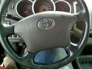 2005-2008 Toyota Tacoma Left Driver Wheel Airbag W/O Audio Control W/ SR5
