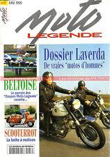 MOTO LEGENDE  47 LAVERDA 650 GT 750 SF BSA B50 SS GOLD STAR TERROT HONDA SL 125