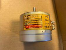 """Daven T-330-G attenuator """"T"""" network, 600/600 -1.5DB per step"""