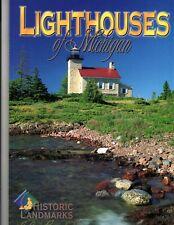 Lighthouses of Michigan by John Penrod