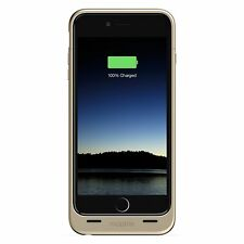 mophie 2600mAh juice pack compact battery case for iPhone 6 Plus / 6s Plus Gold