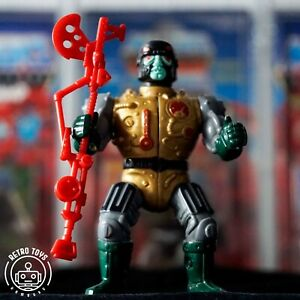 Masters Of The Universe - Blast Attak - mit Waffe - MotU Vintage He-Man