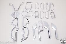 Zubehör für Hyundai Santa Fe 2012-2017 Interior Innenraum Set 21 Teile