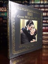 Easton Press Gone With The Wind 75th Year Tribute New Sealed Leather Collectible