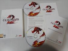 GUILDWARS 2 - JUEGO PC 2 X DVD-ROM ESPAÑOL