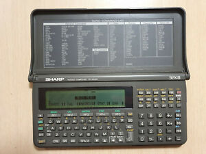 SHARP PC-E500S / 32 KB Pocket Computer, BASIC Calculator, Taschenrechner #814