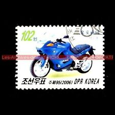 BMW K1200 S ( K 1200 S ) - Moto Timbre Poste Collection Stempel Motocycle Stamp