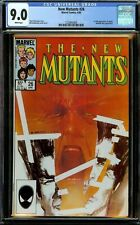 NEW MUTANTS #26 (1985) CGC 9.0 1st FULL APPEARANCE LEGION! MULTIPLE MAN TV MOVIE