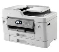 Brother MFC-J6935DW Inkjet All-in-One Color Printer, Wireless Connectivity,
