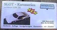 Opel Manta B 400  -  Slot Karosse   von bs-design 1:24 / 25