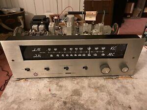 Vintage Harman Kardon Award T300X Stereo Tube Tuner