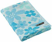 *[Imabari Towel] light gauze bath towel / blue 1-60541-11-B