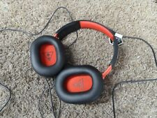 USED Turtle Beach Tbs-6003 Earforce Recon 50 Gaming Headset - Black/Red