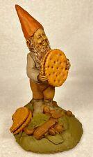 Peanut-R 1985~Tom Clark Gnome~Cairn Studio Item #1041~Ed #48~Coa~Story Included