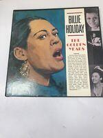 BILLIE HOLIDAY Triple LP Box Set The Golden Years 1933_1941 Columbia mono