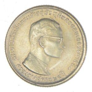 Better Date - 1971 Thailand 10 Baht - SILVER *609
