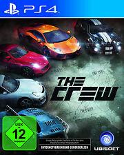 The Crew Neues und in Folie eingeschweßtes PS4Spiel