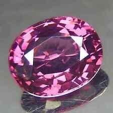 1.18 ct Natural Oval-cut PinkishPurple->Red VVS Garnet (Tanzania)