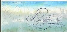 Souvenir philatélique N° 26 LES GLOBES DE CORONELLI Sous blister d'origine
