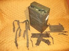 Radio receiver and transmitter BC-1000 original WW2 item RARE