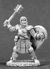 Garrett Adventuring Cleric Reaper Miniatures Dark Heaven Legends Priest Caster