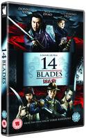 14 Blades DVD (2010) Donnie Yen, Lee (DIR) cert 15 ***NEW*** Fast and FREE P & P