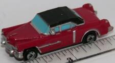 MICRO MACHINES Cadillac 1950s Limousine # 2 RARE RED NEAR MINT
