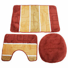 Toilet Seat Cover Oval Bath Mats
