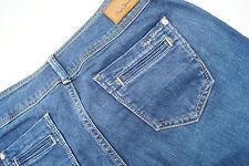PEPE JEANS Pimuco Damen stretch Hüft Jeans Hose 28/30 W28 L30 Bootcut blau TOP#k