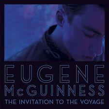 EUGENE McGUINNESS Invitation To The Voyage UK 180 gram vinyl LP + MP3