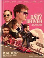 Baby Driver DVD Szybka Wysyłka z Polski Lektor PL