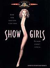 Brand New DVD Showgirls Elizabeth Berkley Kyle MacLachlan Gina Gershon Glenn
